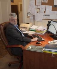 Prof. dr hab. Gabriel Nowak