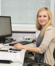 MSc Kamila Jastrzębska