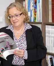 Professor Irena Nalepa, PhD