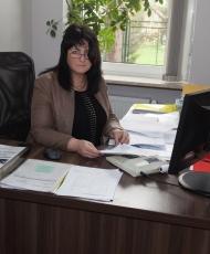 Wiesława Kafel, MSc