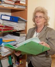 Professor Bogusława Budziszewska, PhD