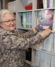 Professor, PhD Barbara Przewłocka