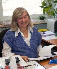 Prof. dr hab. Krystyna Ossowska
