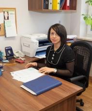 Mgr Anna Suska