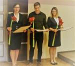 Uroczystość wręczenia dyplomów doktorskich wInstytucie Farmakologii