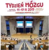 Nagrania wykładów wygłoszonych podczas Tygodnia Mózgu 2019 wKrakowie