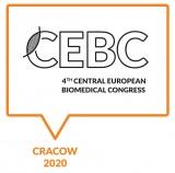 4th Central European Biomedical Congress, 19-22.05.2020, Cracow, Poland